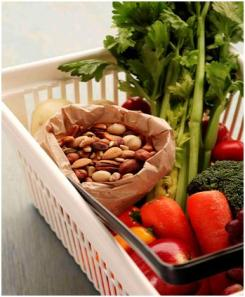 nuts, pcos, polycystic ovary syndrome, nutrition, diet